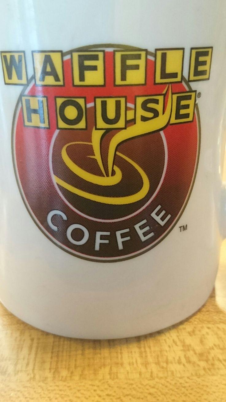 WAFFLE HOUSE Orlando マグカップ