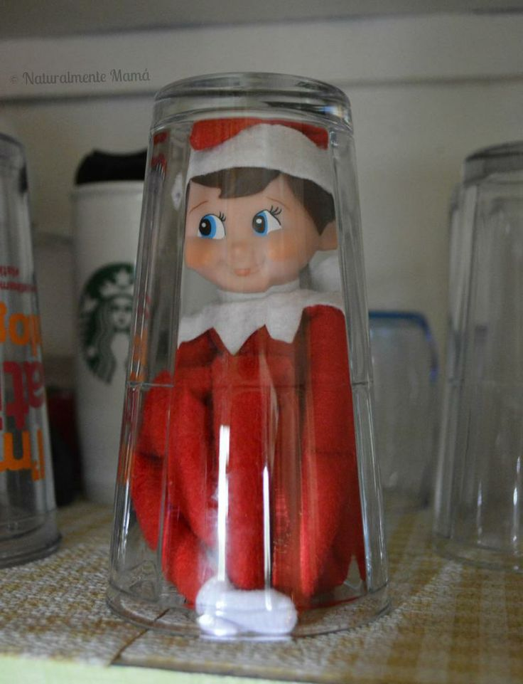 Naturalmente Mamá: Tradiciones Navideñas: The Elf on the Shelf | 2da semana #ElfontheShelf #Navidad #Navidad2013