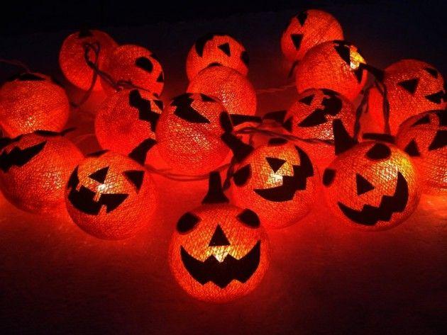 72 best Halloween Outside Lights images on Pinterest   Halloween ...