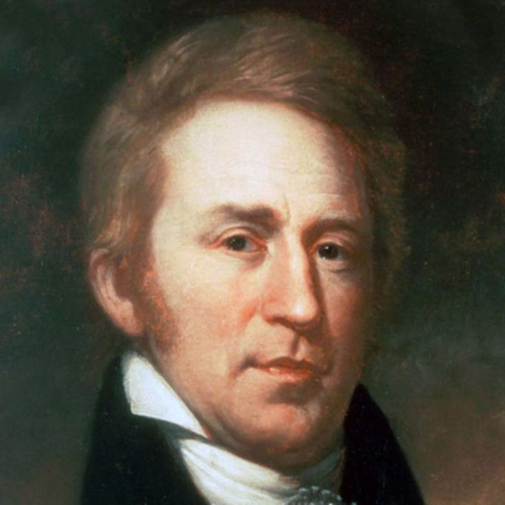 William Clark - explorer, Indian agent, territorial governor and leader of Corps of Discovery Expedition with Lewis Metiwether