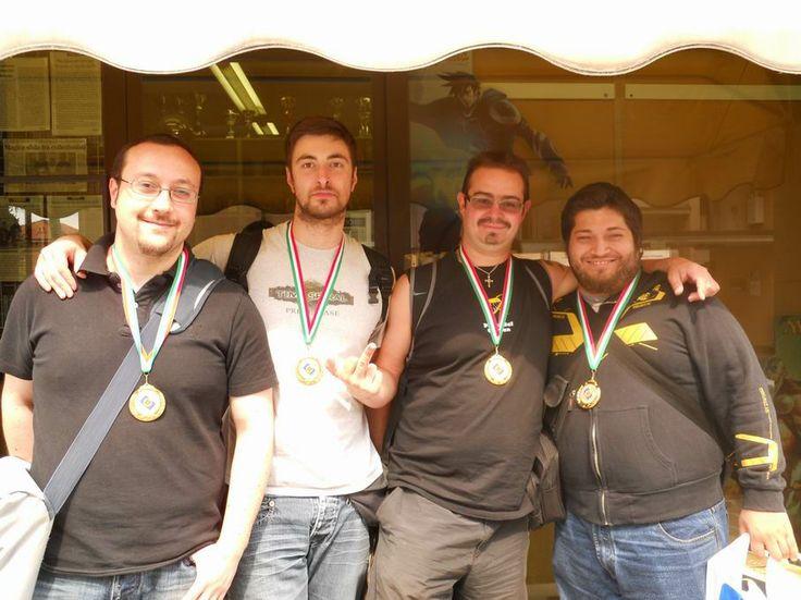 Magic Senza Frontiere Spring 2011 - 1ª Squadra Classificata