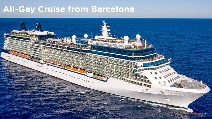 awesome Atlantis 2014 All-Gay Med Cruise From Barcelona