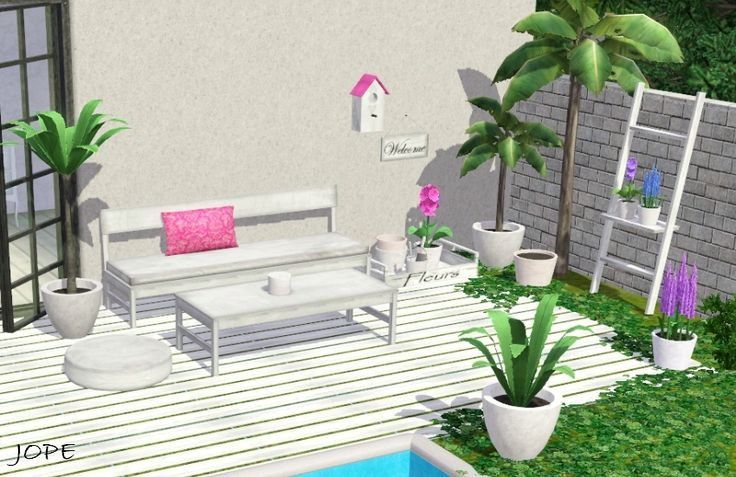 577 best sims 3 downloads furniture images on pinterest for Sims 3 garden design ideas