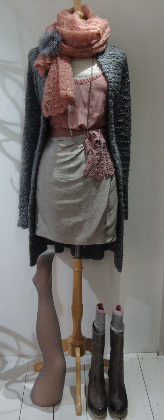 Noa Noa Brighton outfit