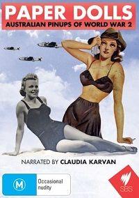 Paper Dolls - Australian Pinups of World War 2