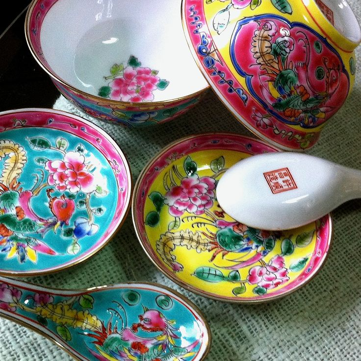 Quot China Peranakan Style Quot Herry Ashari Collections