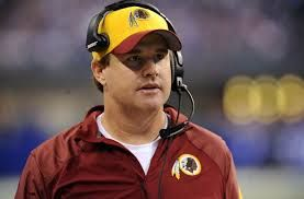 IS REDSKINS' JAY GRUDEN REALLY ON THE HOT SEAT?