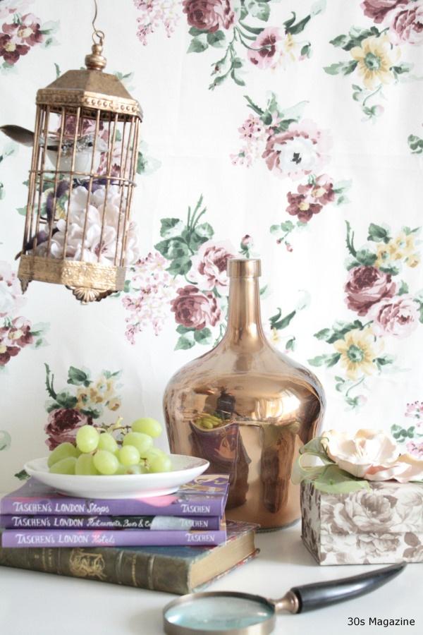 copper vase HK living