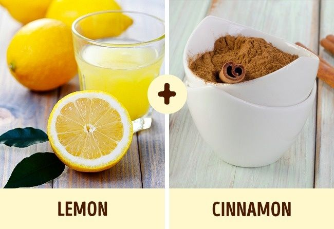 Getting your microwave clean: With this trick, you can be done with cleaning the microwave in just five minutes. Cut a lemon in half, place it in a cup, and add some cinnamon. Now place the cup in the microwave, and turn it on for 5-10 minutes at the lowest power setting. The lemon will help to clean and disinfect it, and the cinnamon will help get rid of unpleasant odors.