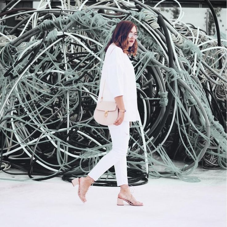 blog yourstyle: all white by saansh