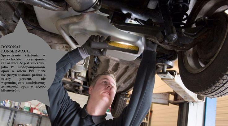 Utrzymuj silnik w należytym stanie Badania dowiodły, że niezadbany silnik zwiększa zużycie paliwa nawet o 10 do 20 procent w zależności od stanu samochodu. Postępuj zgodnie z zalecanym harmonogramem konserwacji ze swojej instrukcji obsługi samochodu, oszczędzisz tym samym paliwo oraz Twój samochód będzie się lepiej sprawował. #nokianwrd4