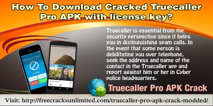 Truecaller is essential from the security perspective since it helps you in distinguishing spam calls. In the event that some person is debilitating you over telephone, seek the address and name of the contact in the Truecaller app and report against him or her in Cyber police headquarters.