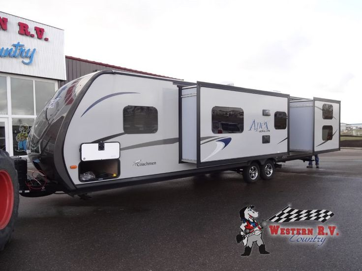 New 2016 Coachmen RV Apex Ultra-Lite 300BHS Travel Trailer at Western RV Country | Red Deer, AB | #16RD003