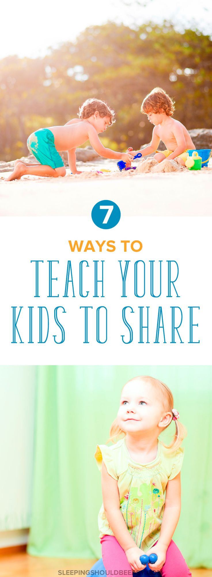 Looking for tips on how to teach toddler to share toys? Not sharing with other kids and family members is common with toddlers, but you can still encourage and teach your toddler to share with 7 ways.