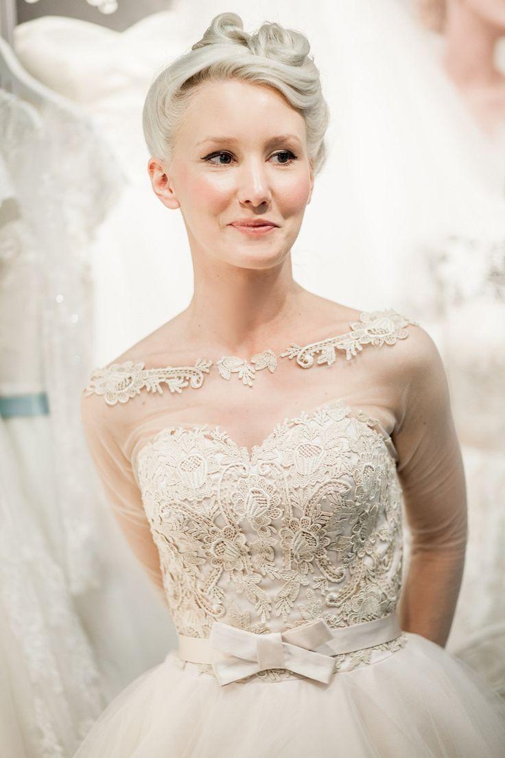 252 best Wedding Dress images on Pinterest | Short wedding gowns ...
