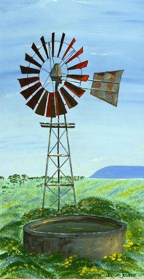 """Windpomp"" in Karoo"