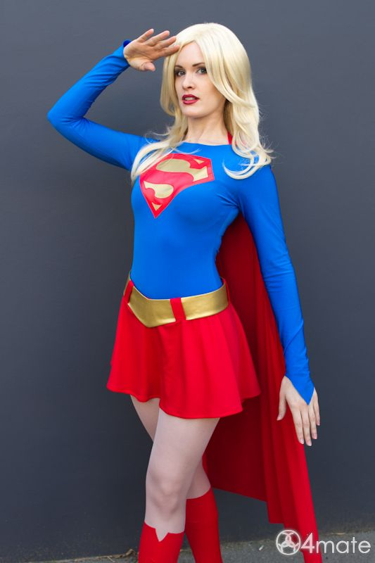 Supergirl. Superman DC Comics. Cosplayer: Luce Cosplay ... Supergirl Comic Costume