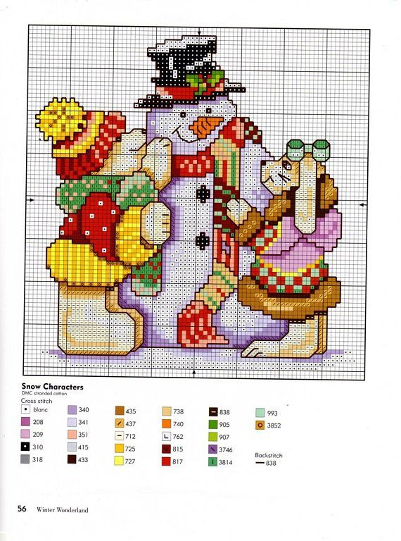 775 best images about cross stitch on pinterest - Manteles para navidad ...