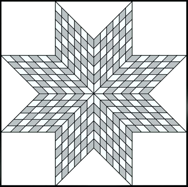 Quilt Pattern Coloring Pages Quilt Lone Star Quilt Lone Star Quilt Pattern Star Quilt Patterns
