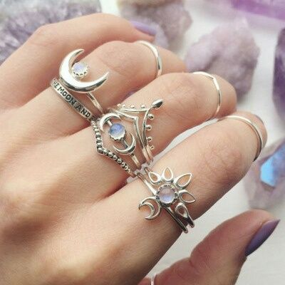 hipster engagement rings - photo #18