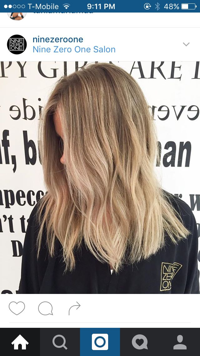 Love. More ombre, natch