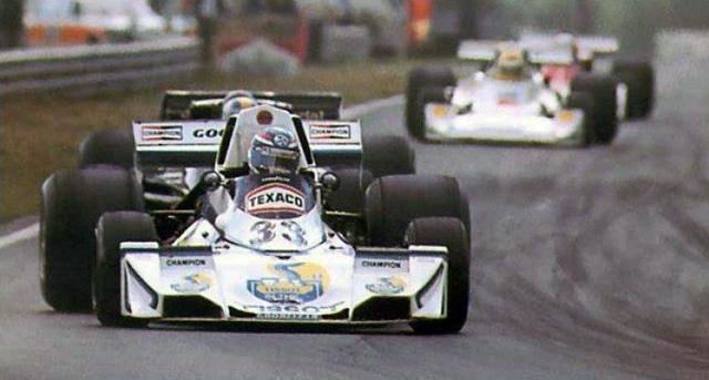 Patrick Neve, Zolder 1976, Brabham BT44B