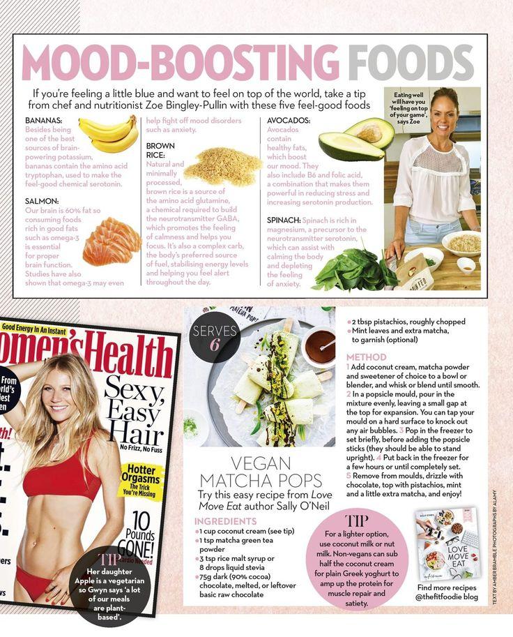 Vegan Matcha Pops in OK Magazine Apr 17