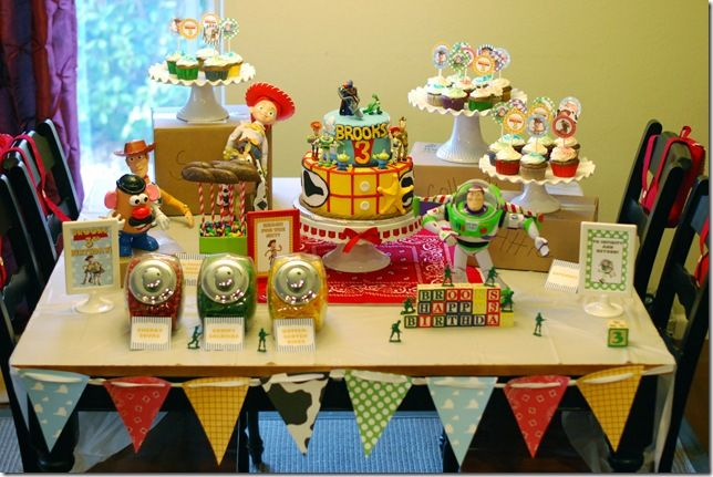 Toy Story party
