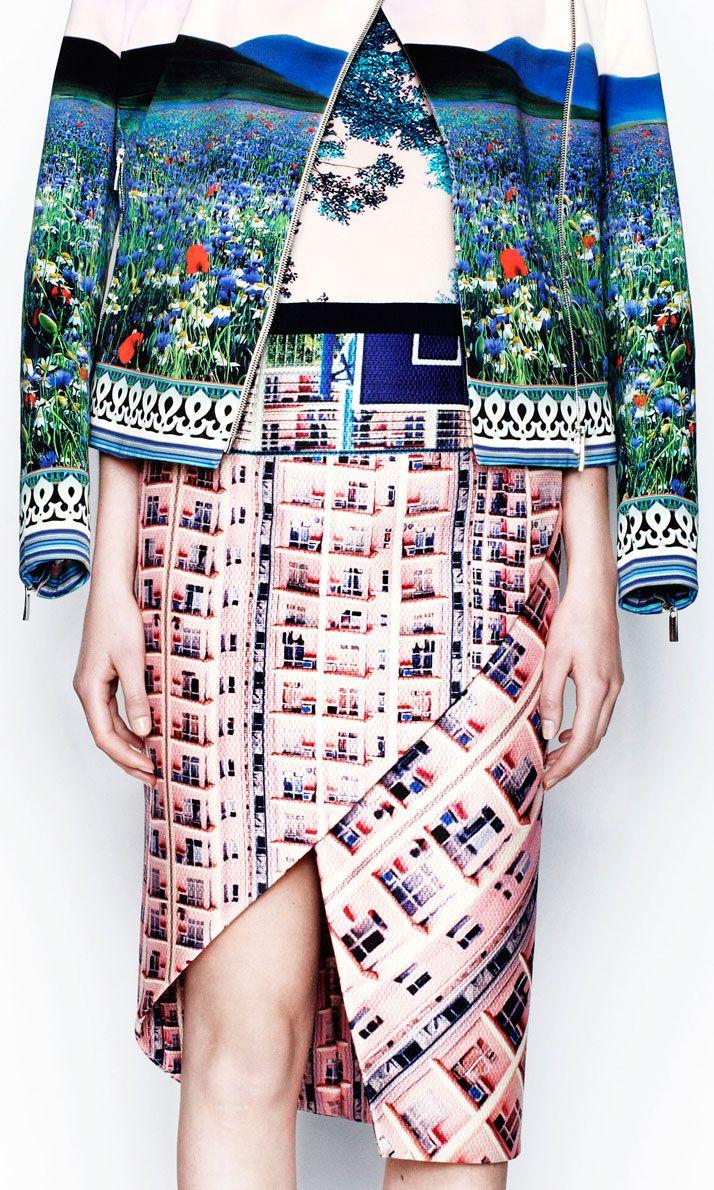 Mary Katrantzou's Fashion Landscapes