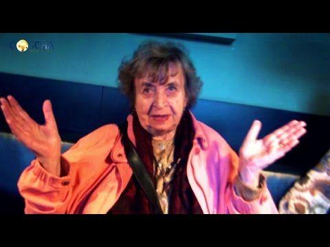 Když máme Boha, NEJSME SAMI! - léčitelka Eva Moučková (18. 11. 2015, Praha) - YouTube