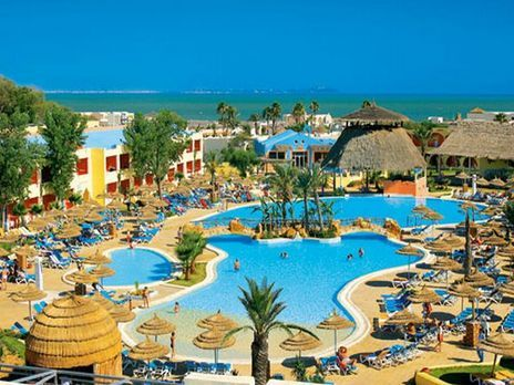 caribbean world borj cedria tunisia