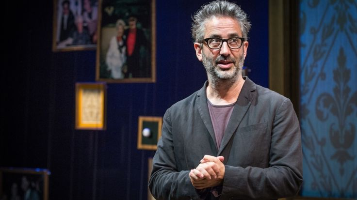 David Baddiel: My Family (Not The Sitcom) review