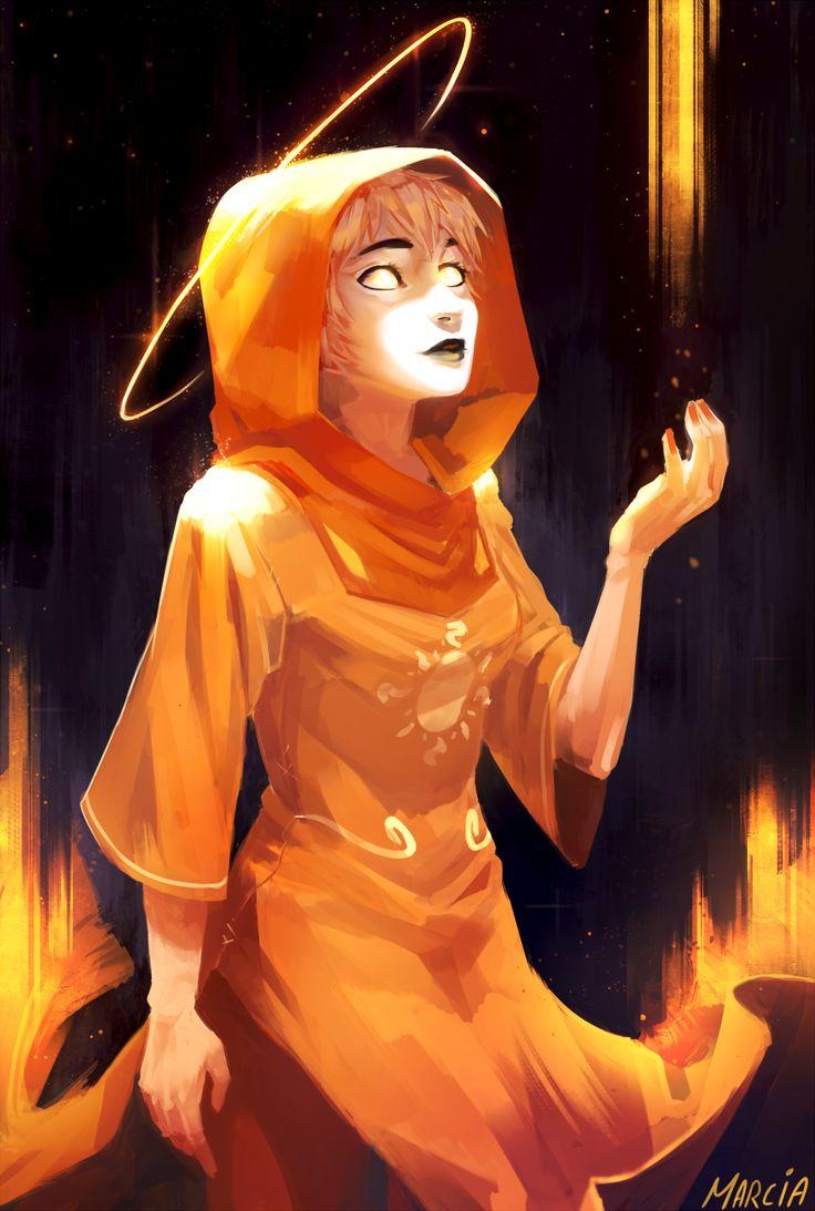 "m-arci-a: ""The Seer Of Light ✨ """