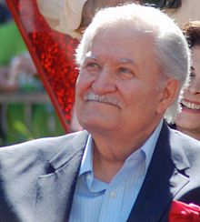 the Greek John Aniston (John Anastasakis) father of Jennifer Aniston!