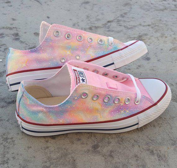 custom color converse