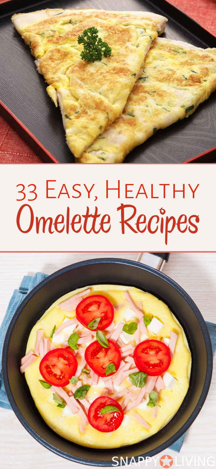 33 Easy Delicious Omelette Recipes | One-Dish Meals | Egg | Healthy | Omelet Recipes | #recipes #omelette