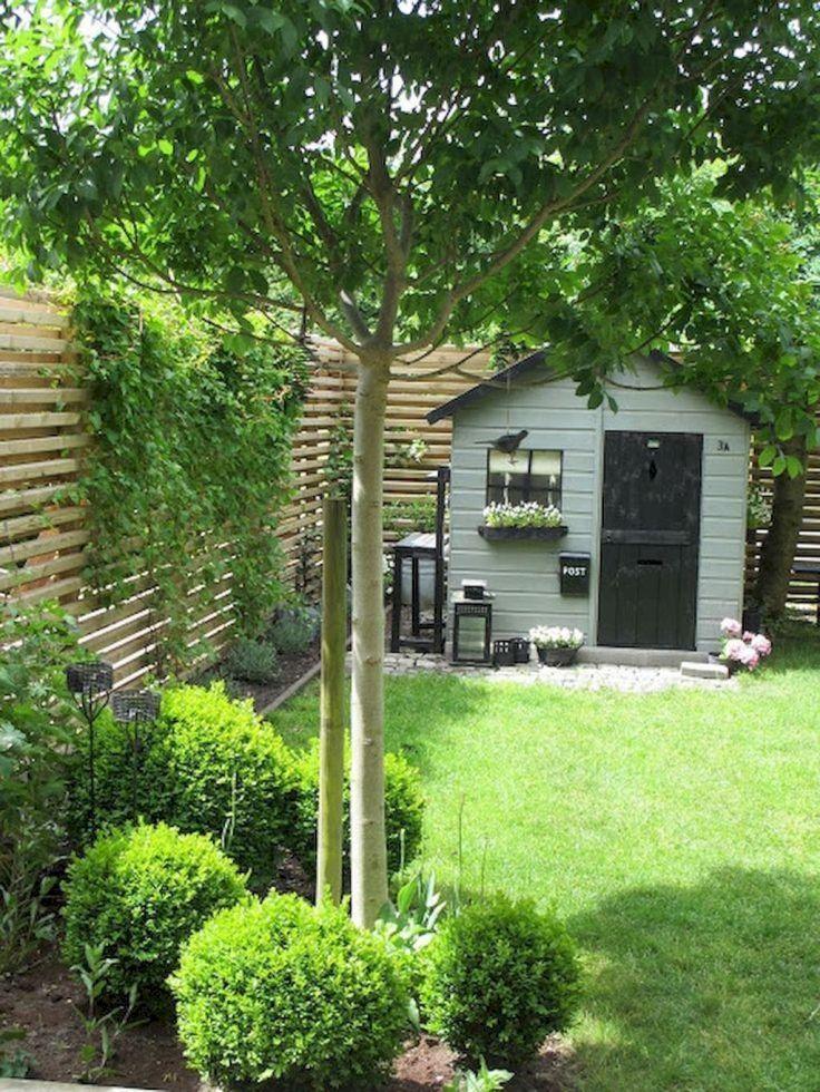 60 Small and Fresh Backyard Landscaping Ideas – Caro Pinkabella