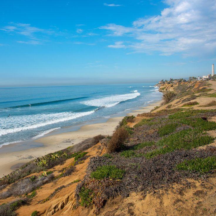 Carlsbad State Beach - The Best Beaches in San Diego - Coastal Living