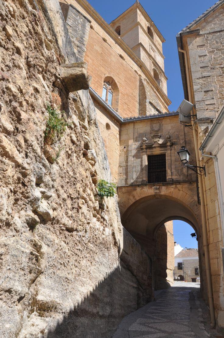 Beautiful Alhama de Granada, Andalucia