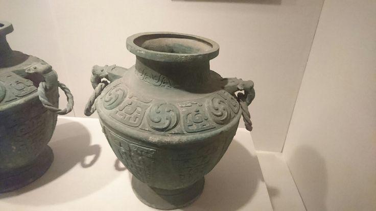 陕西 青铜器