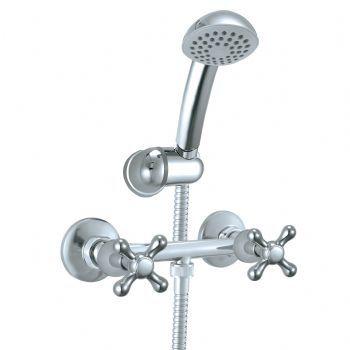 Mezcladora de ducha sobreponer 6 l nea mares colecci n for Llave ducha telefono