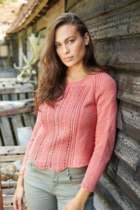 di Rowan questo bel modello per donna   unfilodilana.com