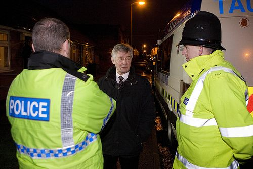 Tony Lloyd, Police and Crime Commissioner today joined Police in Bury on a major operation.  The Force arrested 14 people following drugs warrants across.     Shortly after 6am today, Wednesday 6 February 2013, police raided 15 homes at addresses in Radcliffe, Whitefield, Bury east and Bolton.     Fourteen people were arrested on suspicion of drugs offences including conspiracy to supply Class A drugs. They have been taken into police custody for questioning…