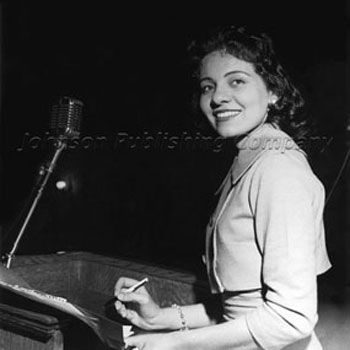Diane Nash in Chicago, IL. Credit: Johnson Publishing Company