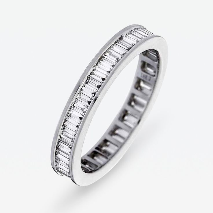 1 Carat Diamond Full Band Eternity Ring by Hatton by Design WOMEN'S JEWELRY http://amzn.to/2ljp5IH