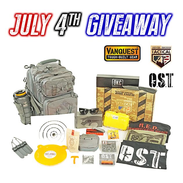Vanquest kick starts America's 241st birthday with an EXPLOSIVE July 4th gear giveaway!  Just LIKE our pages, SHARE this & Enter to WIN! Earn 3x BONUS ENTRIES when sharing. Open to EVERYONE 18yo and over. Entry closes July 9 at 11:59 PM (PST).