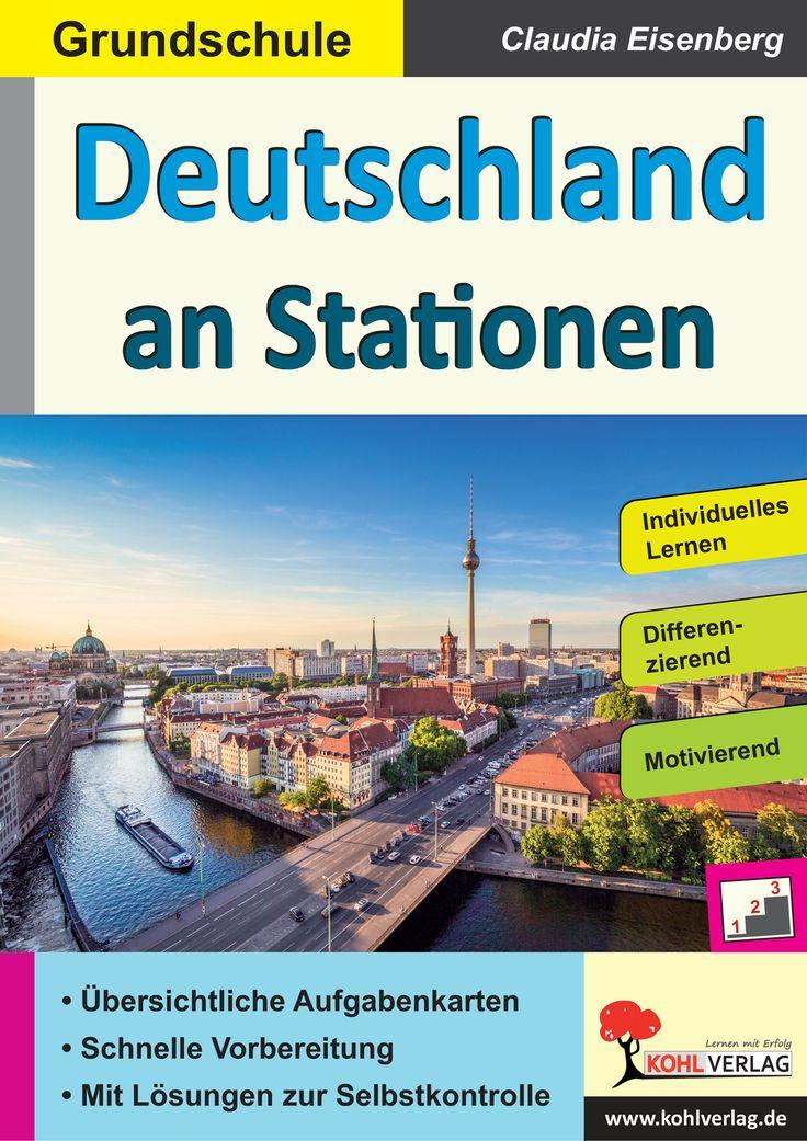 Deutschland an Stationen / Grundschule ...