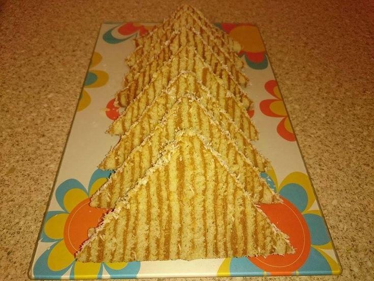 Prăjitură Carpaţi -