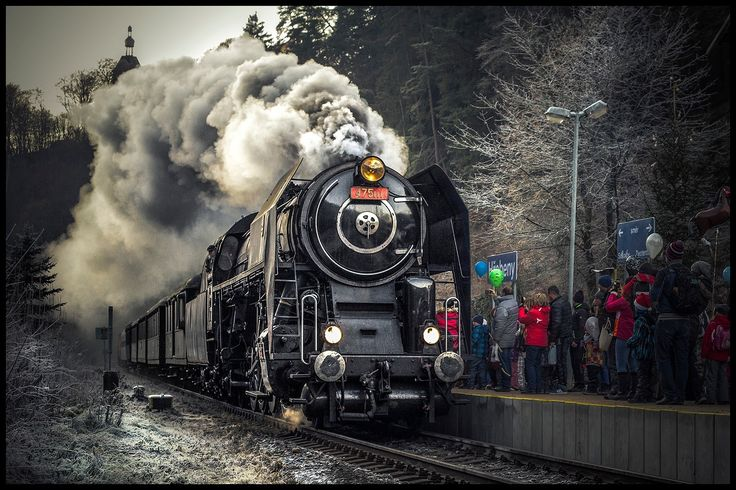 Steam train - null