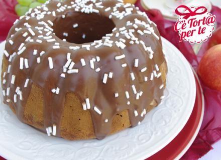 #Ciambella con farina integrale e miele: dolcezza e gusto in un solo dolce!   Clicca e scopri la ricetta...